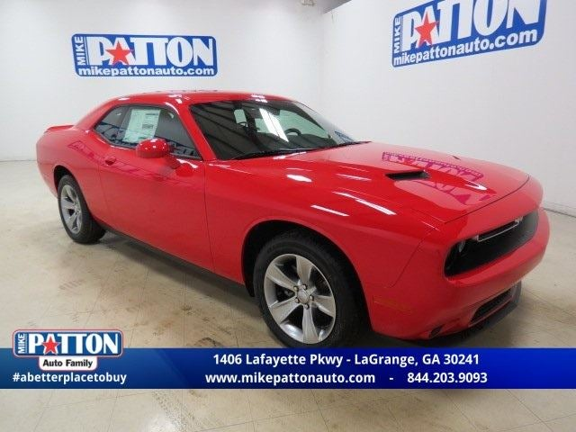 Columbus Ram Service Coupons >> 2018 Dodge Challenger SXT in Lagrange, GA | Columbus Dodge Challenger | Mike Patton Chrysler ...