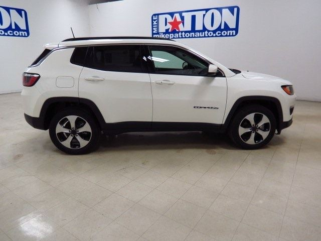 2018 Jeep Compass Latitude Fwd In Lagrange Ga Columbus