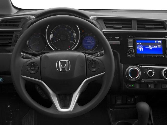 2015 Honda Fit Lx Black